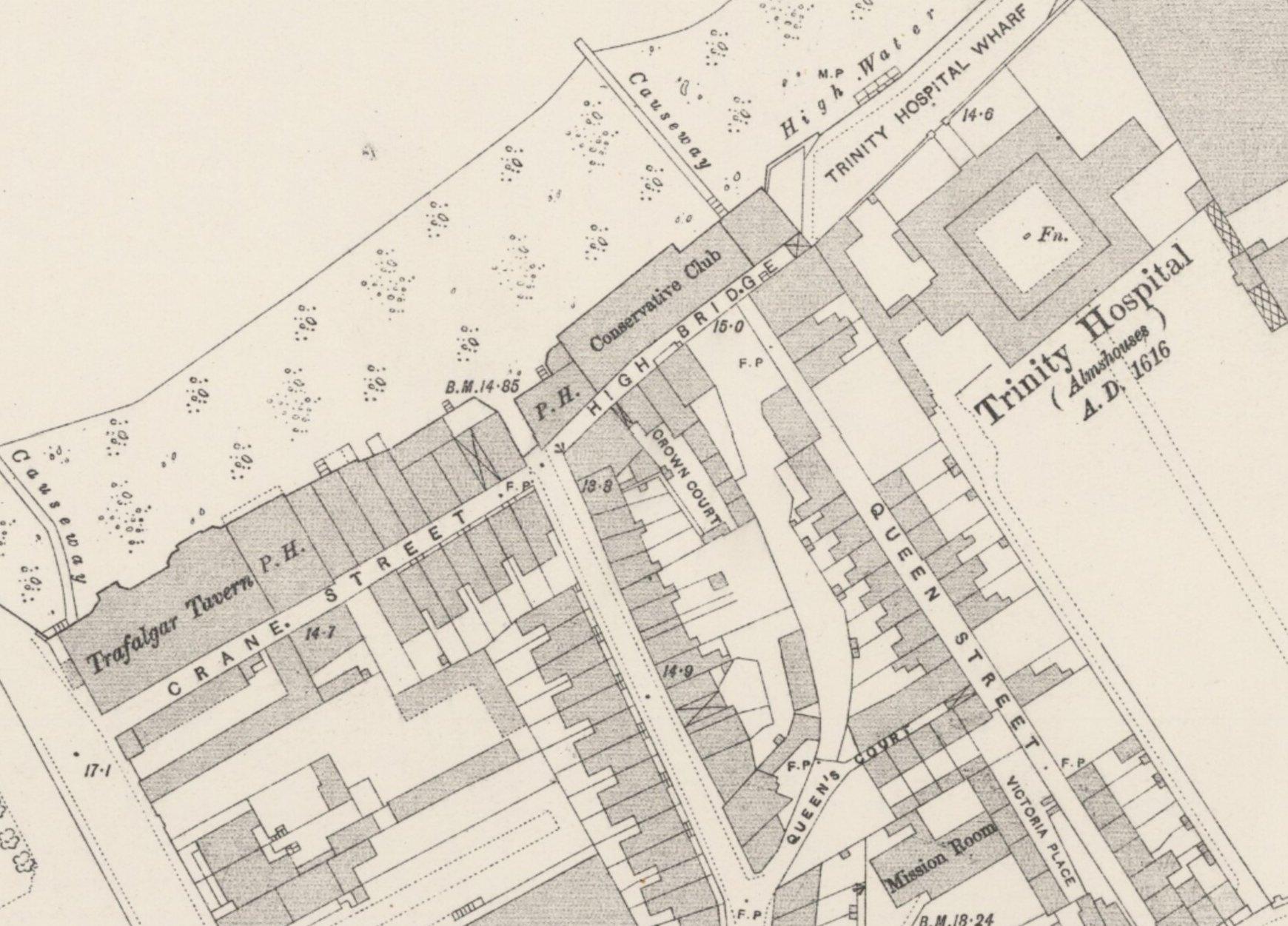 1895-OS London 1-1,056 - Sheet XII.12 (detail)