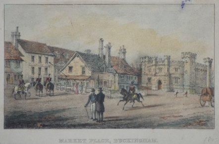 Market Place, Buckingham